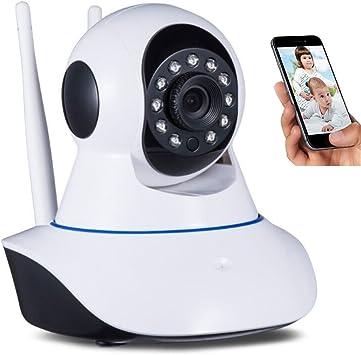 HD 720P Réseau Sans Fil Vision Nocturne Surveillance Caméra IP Wifi Webcam P2P