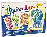 SentoSphere Aquarellum Junior - Dragons - Arts and