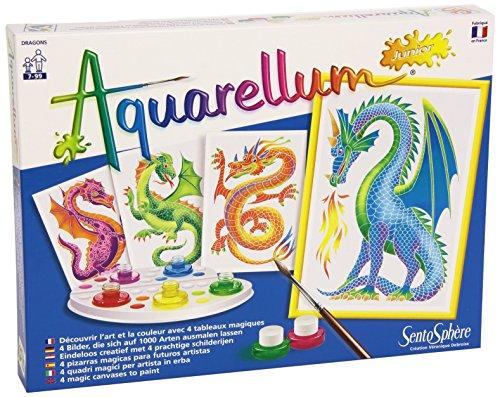 Sentosphere - AQUARELLUM Junior - Dragons