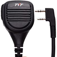 TYT Tytera Remote IP54 Rainproof Shoulder Speaker Mic for TYT MD-380 MD-390 TH-UV8000E BaoFeng, AnyTone, Kenwood Radios