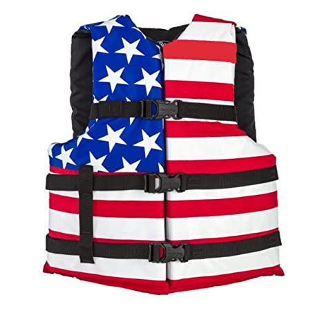 Review MS Sports American Flag