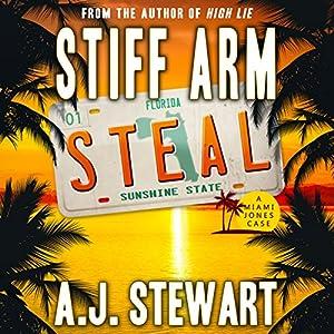 Stiff Arm Steal Audiobook