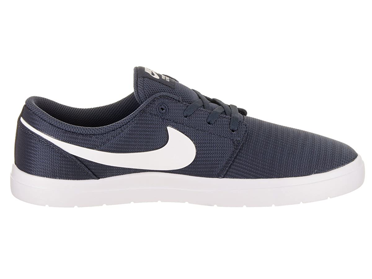 Nike Portmore Ultralight Lona Azul - Color - Azul, Nº De Pie - 43