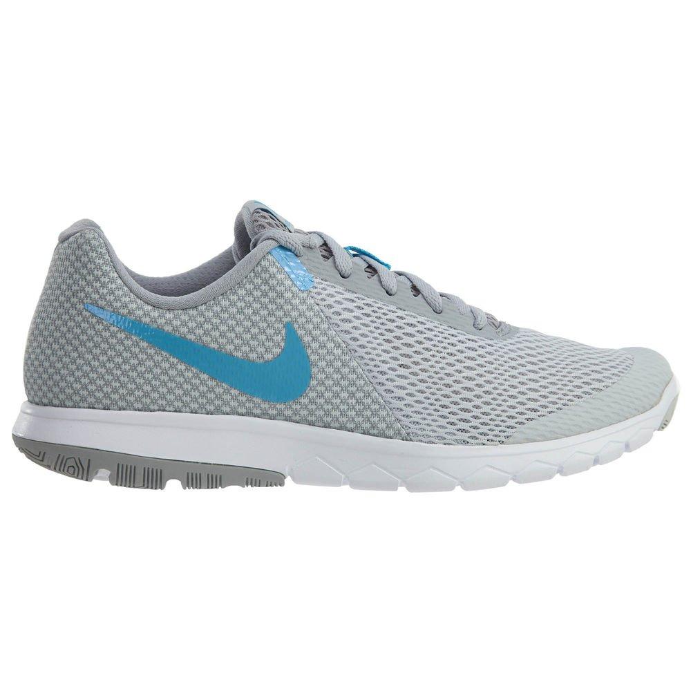 Nike NIKE881805 - Flex Experience RN 6 Donna, (Pure Platinum blu Fury), 44.5 EU