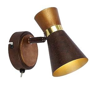 Applique Murale à 1 Ampoule Lampe Murale Dintérieur Avec
