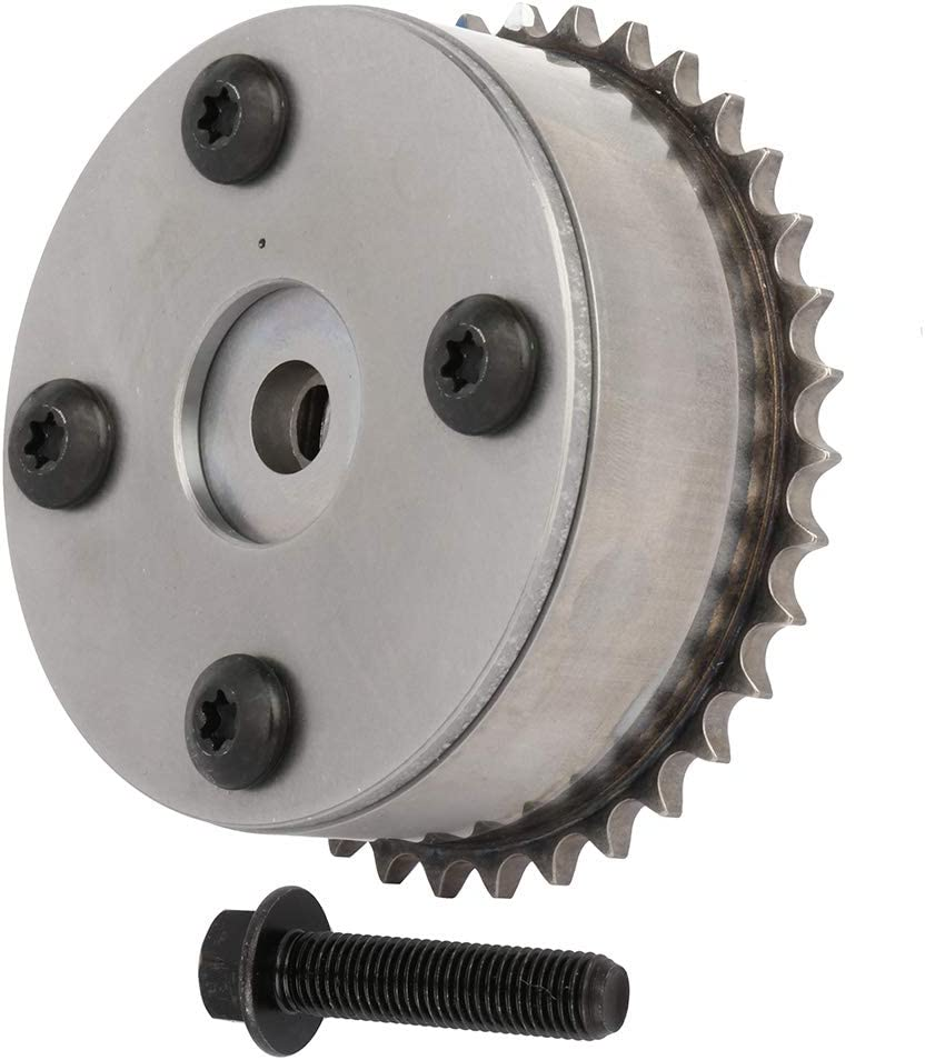 VVT CTCAUTO Sprocket Timing Camshaft Gear replacement for Pontiac Vibe Scion xD Toyota Corolla Matrix Prius Plug-In V 1.8L 2009-2010 917-256