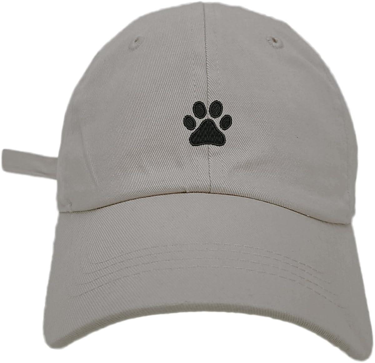 TheMonsta Dog Paw Dad Hat...