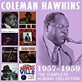 Coleman Hawkins - Complete Albums Collection: 1957-1959 (4CD BOX SET)
