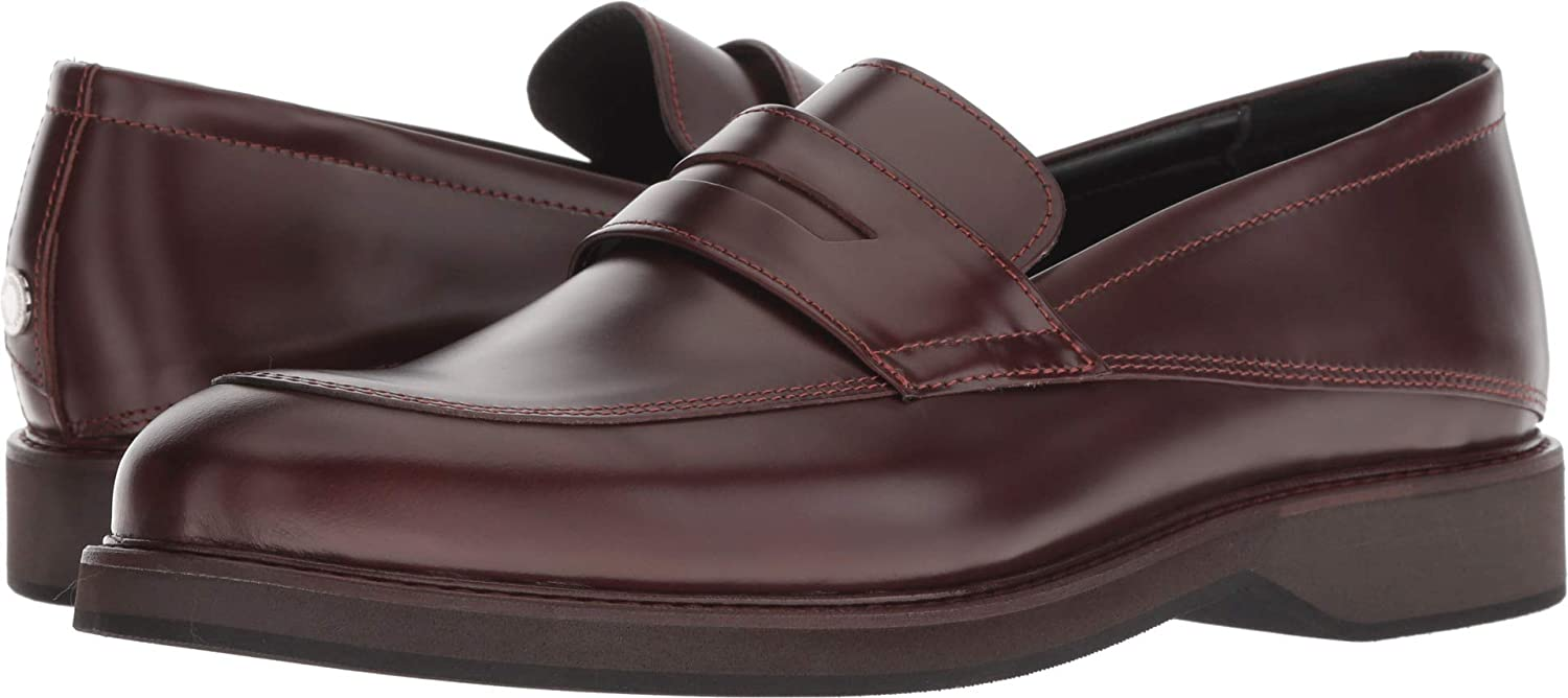 Multi Brown Brown WANT Les Essentiels Mens Marcos Loafer