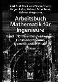 Arbeitsbuch Mathematik Für Ingenieure, Band II : Differentialgleichungen, Funktionentheorie, Numerik und Statistik, Finckenstein, Karl and Lehn, Jürgen, 3835100300