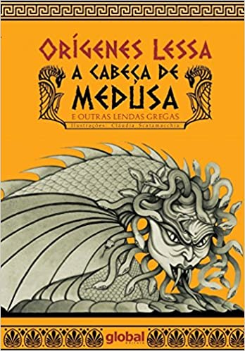 A Cabeça de Medusa  E Outras Lendas Gregas - Livros na Amazon Brasil-  9788526022799 9e337c25b8e