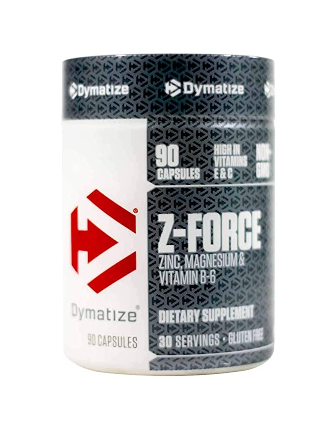 Dymatize Z-Force - 90 Capsules Weight Management Products at amazon