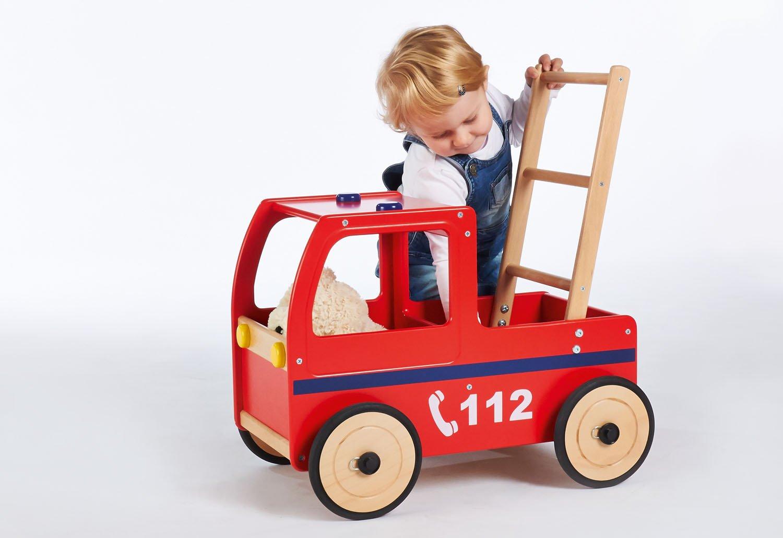 Lauflernwagen Feuerwehrauto Klaus Pinolino 262677
