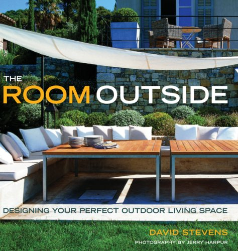 The Room Outside: Designing Your Perfect Outdoor Living Space by Brand: Sterling