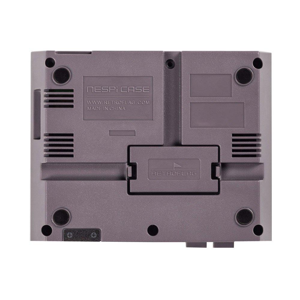 Optimal Shop NESPi Case+,Retroflag NESPi Case+ Plus Functional Power button with Safe Shutdown for Raspberry Pi 3 B+ (B Plus) by Optimal Shop (Image #3)