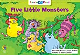Five Little Monsters, Rozanne Lanczak Williams, 0916119890
