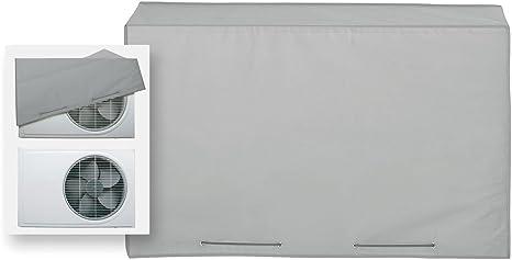 Rayen 6061 - Funda para aire acondicionado, con doble sistema de ajuste, 90 x 55 x 30 cm: Amazon.es: Bricolaje y herramientas