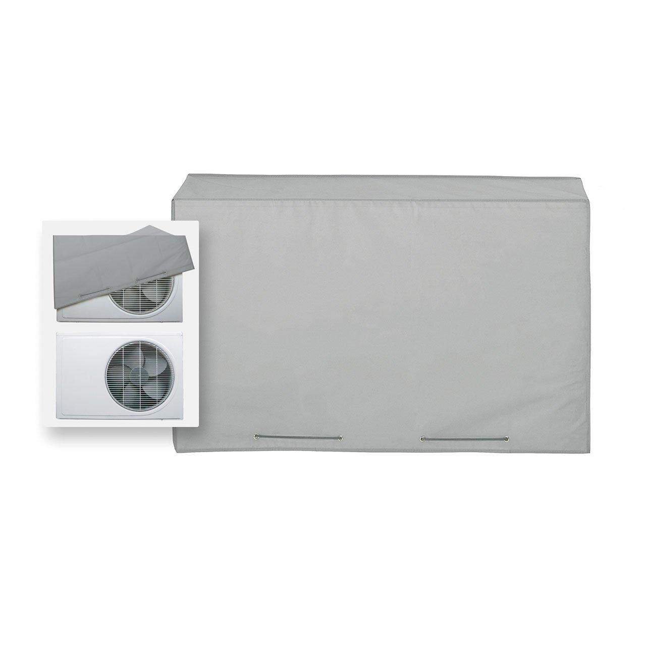 rayen klimaanlage abdeckung 90 x 55 30cm doppelter kordelzug ebay. Black Bedroom Furniture Sets. Home Design Ideas