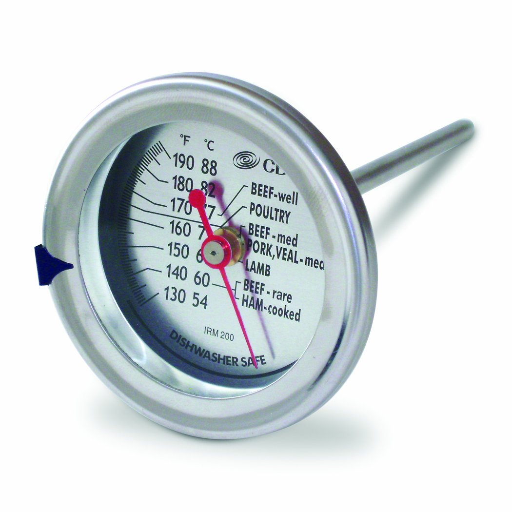 Amazon.com: CDN IRM200 ProAccurate Extra Large Dial Meat & Poultry ...
