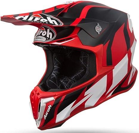 55-56 cm Rosso Opaco Airoh TWGR55 Twist Great Red Matt S