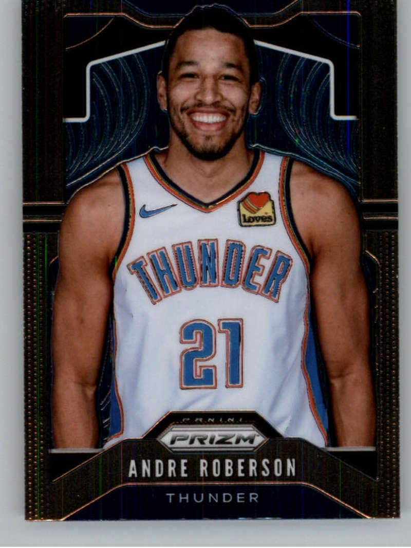 Andre Roberson Thunder Shoes