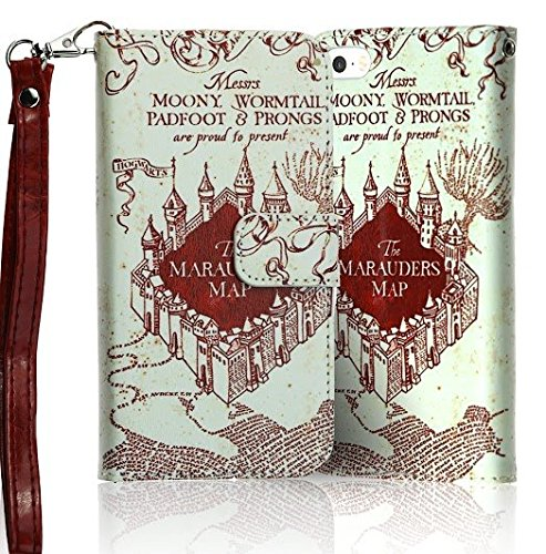 Home & Garden NEW THE MARAUDERS MAP FRONT COVER HARRY POTTER ...