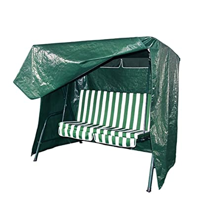 Amazon.com: Patio Swing Cover Weather Resistant, Outdoor 3 ...