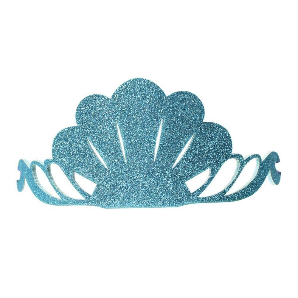 SHUQIANHUI Accesorios para el Cabello Brillante Sirena ...