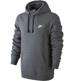 Nike M NSW Po FLC Club Sudadera con Capcucha, Hombre