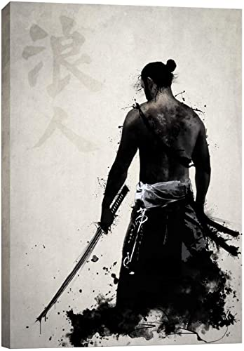 Cortesi Home Ronin Wall Art