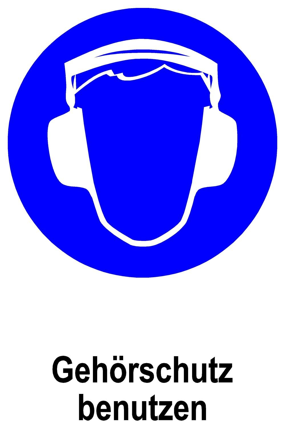 Mandamiento placa de pantalla - Protección auditiva benutzen ...