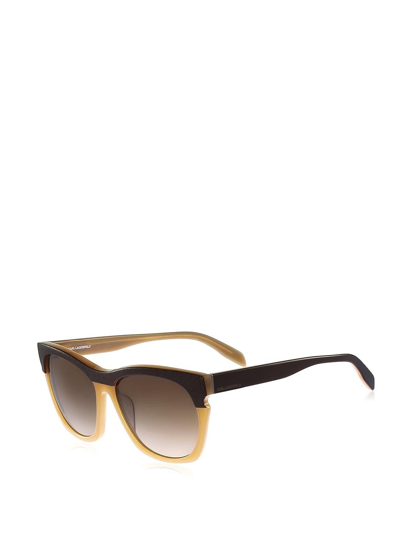 Karl Lagerfeld Gafas de Sol KL893S-068 (57 mm) Marrón/Beige ...