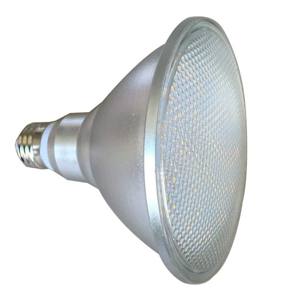 CLIUS Lampadina E27 20W Impermeabile con Telecomando riflettore 16 Colori cangianti dimmerabile R Lampadina LED per casa