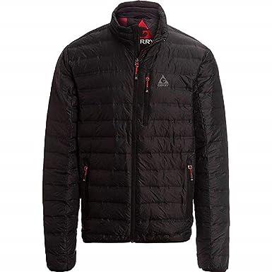 016efd1d96b Gerry's Men's Hybrid Lightweight Down Jacket, Variety (Black, Large ...
