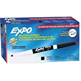 EXPO 86001 Low Odor Dry Erase Marker Fine Point, 24 Markers