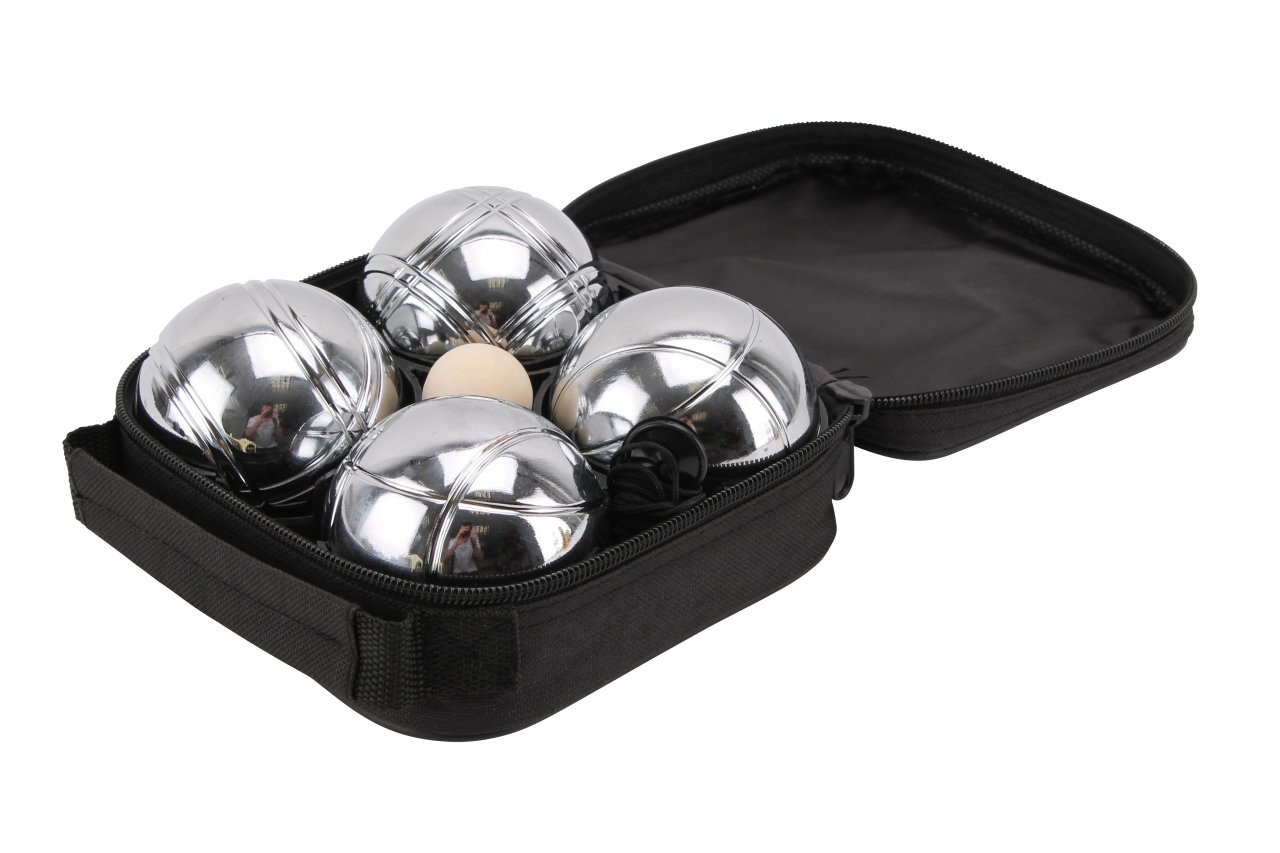 'Dapper Chap' Boule / Petanque Set - a fantastic family outdoor game! CGB