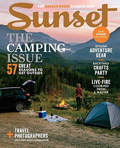 Magazines : Sunset