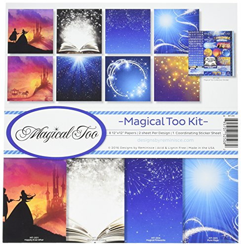 (Reminisce Magical Too Collection Kit )