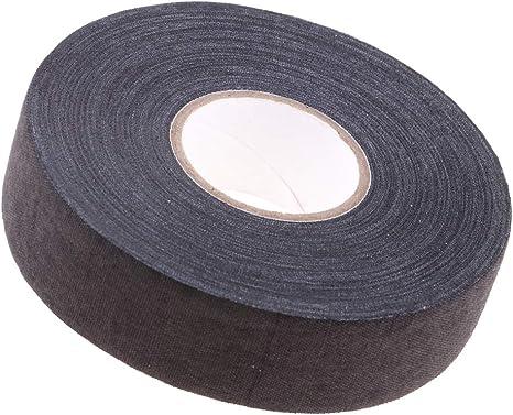 2 Rollen Tuch Eishockeyschläger Klebeband Sticky Grip  Tape Adhesive Durable