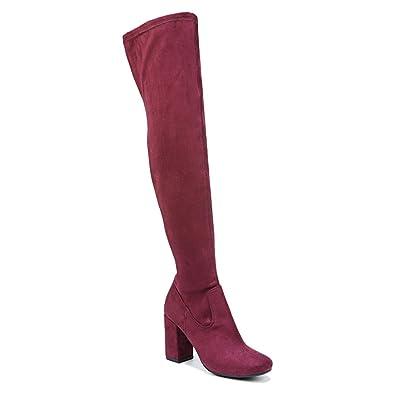 Carlos Santana Women's Rumer Boot, Malbec (7.5 M US, Malbec)