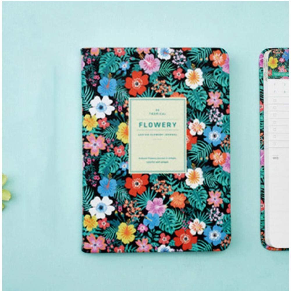 Notebook Schedule Yearly Diary Weekly Monthly Daily Paper A6 D