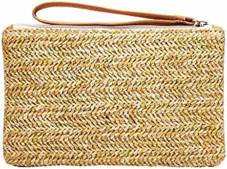 325b7aab4bfa7 Shopping Straw - Golds - Handbags & Wallets - Women - Clothing ...
