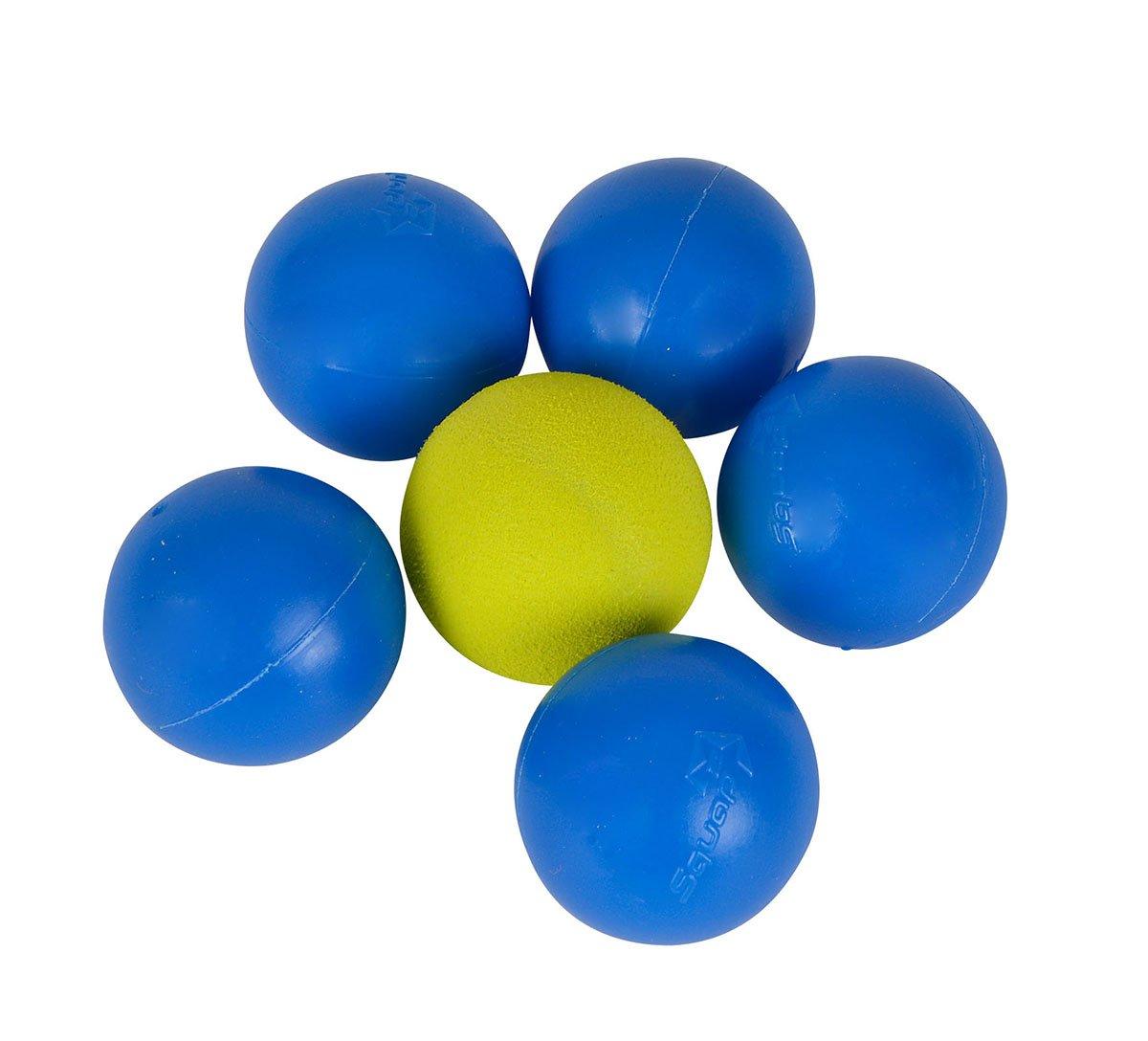 SIMBA 107204067 - Squap Juego de 6 Piezas de Balas Azules Simba Dickey Spain