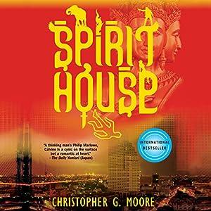 Spirit House Audiobook