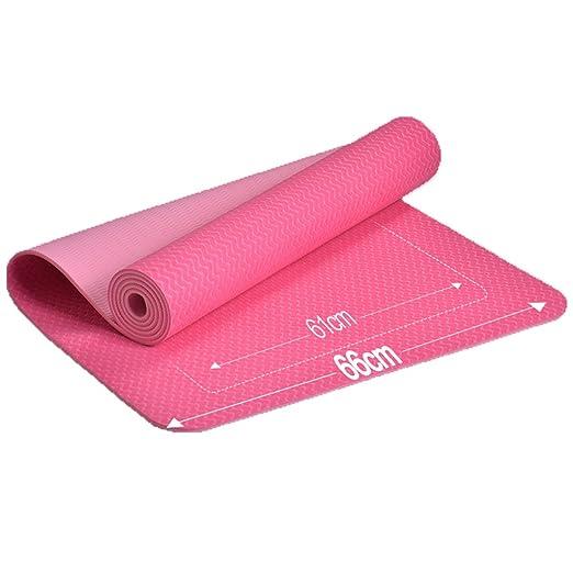 Alfombrillas de Yoga para Deportes y Fitness de Larga ...