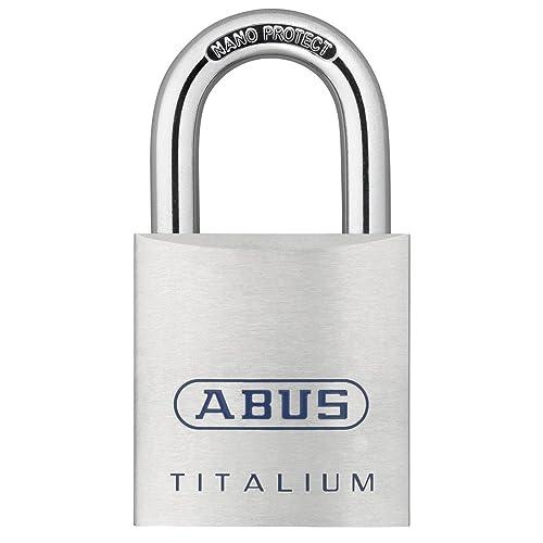 Abus Cadenas Titalium à clé 80ti/45 Mm