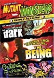 Mutant Monsters Triple Feature (The Dark / The Being / Creatures From the Abyss)