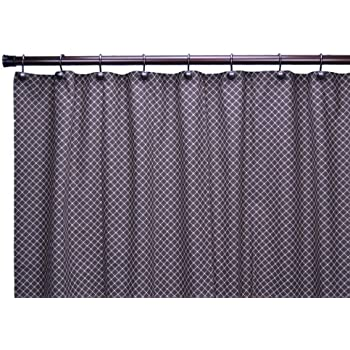 non toxic hdpe ty shower curtain home kitchen. Black Bedroom Furniture Sets. Home Design Ideas