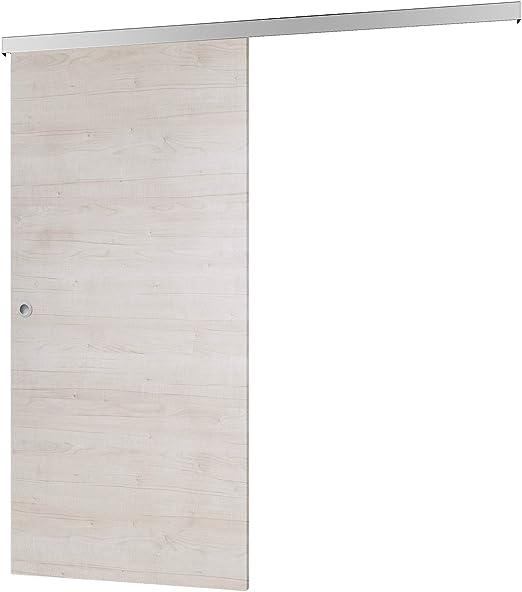 Madera de puerta corredera Arce Juego completo con puerta ...