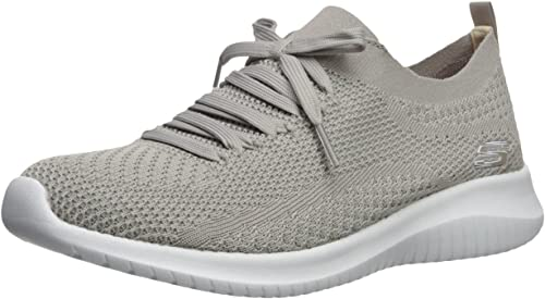 skechers grey memory foam